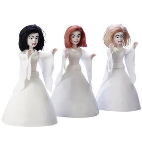 The Ghoul Girls Mini Cake