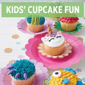 Kids' Cupcake Fun