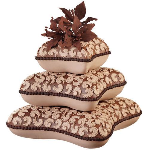 Paisley Pillows Cake