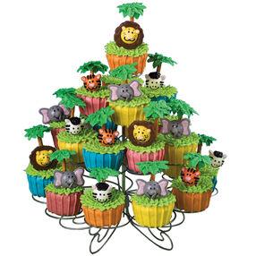 Jungle Gems Cupcakes