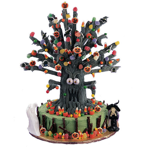 Wicked Tree Cake