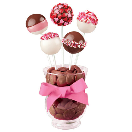 Wilton Cake Pop Decorating Kit : Tied & Trimmed Treats! Cake Pops Wilton