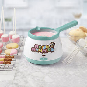 Ro Nerdy Nummies Candy Dipping Party with flavored Candy Melts