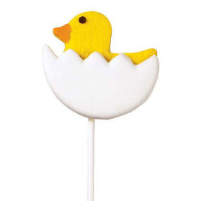 Out Pops A Chick! Cookie Pop