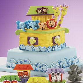 Ark Adventures Cake