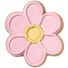 Pastel Posy Cookie