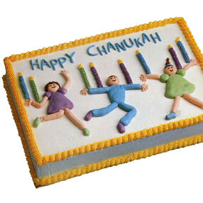 Jumpin' For Joy Cake