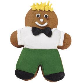 Gingerbread Boy Cookie