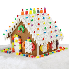 Christmas Dreams Inn Gingerbread House