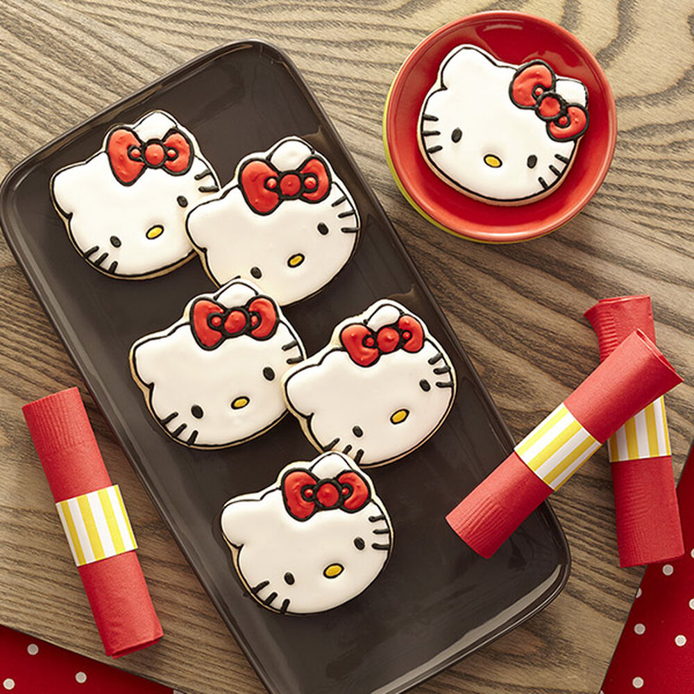 Hello Kitty Cake Pops Molds