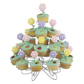 Springtime Garden Cupcakes