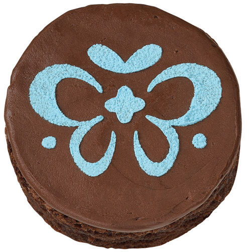 Butterfly Landing Brownies