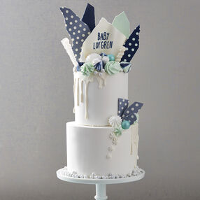 Baby shower decorating ideas wilton - Wilton baby shower cake toppers ...