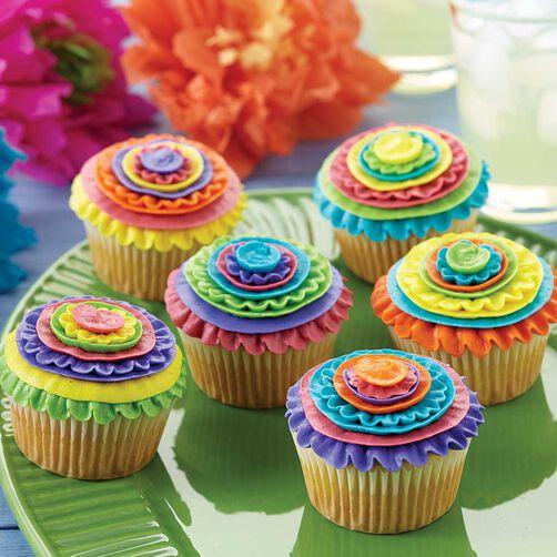 Cupcake Ideas - Cinco De Mayo Cupcakes