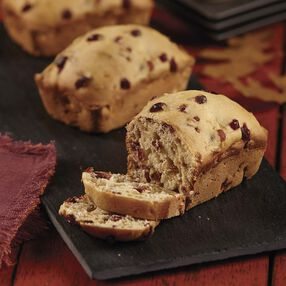 Wilton Apple Cranberry Mini Loaves