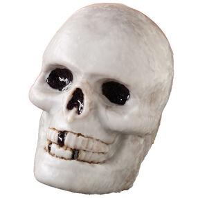 That Glazed Look Skull Cake