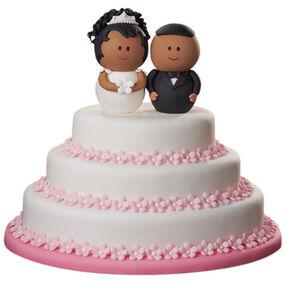 Their New Horizon Cake