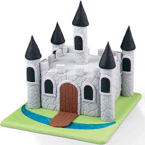 Stone Castle Cake