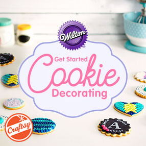 Wilton | Get Started Cookie Decorating