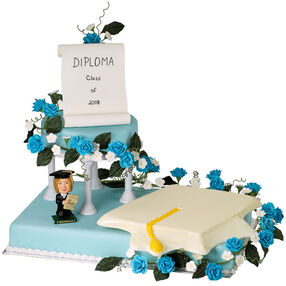 Congratulate the Graduate Cake