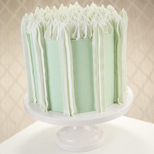 Garden Green Spike Cake