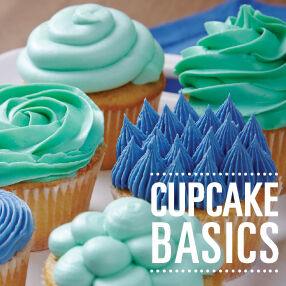 cupcake basics class - Cake Decorating Class