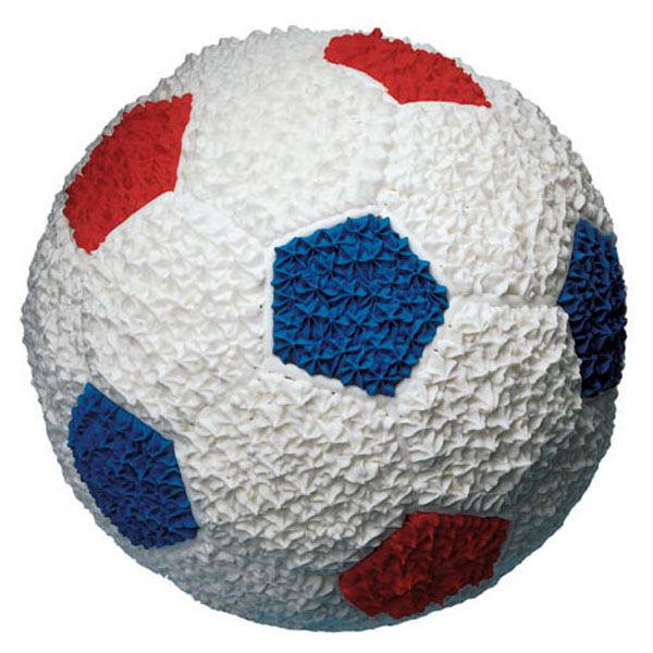 Soccer Ball Cake Wilton