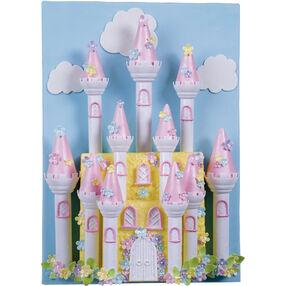 Paradise Palace Castle Cake