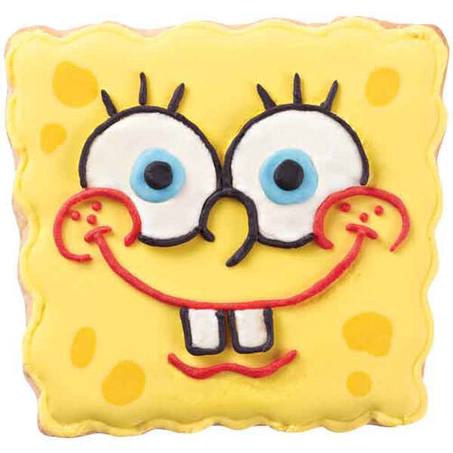 SpongeBob's All Smiles Cookies