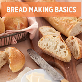 Bread Making Basics Class