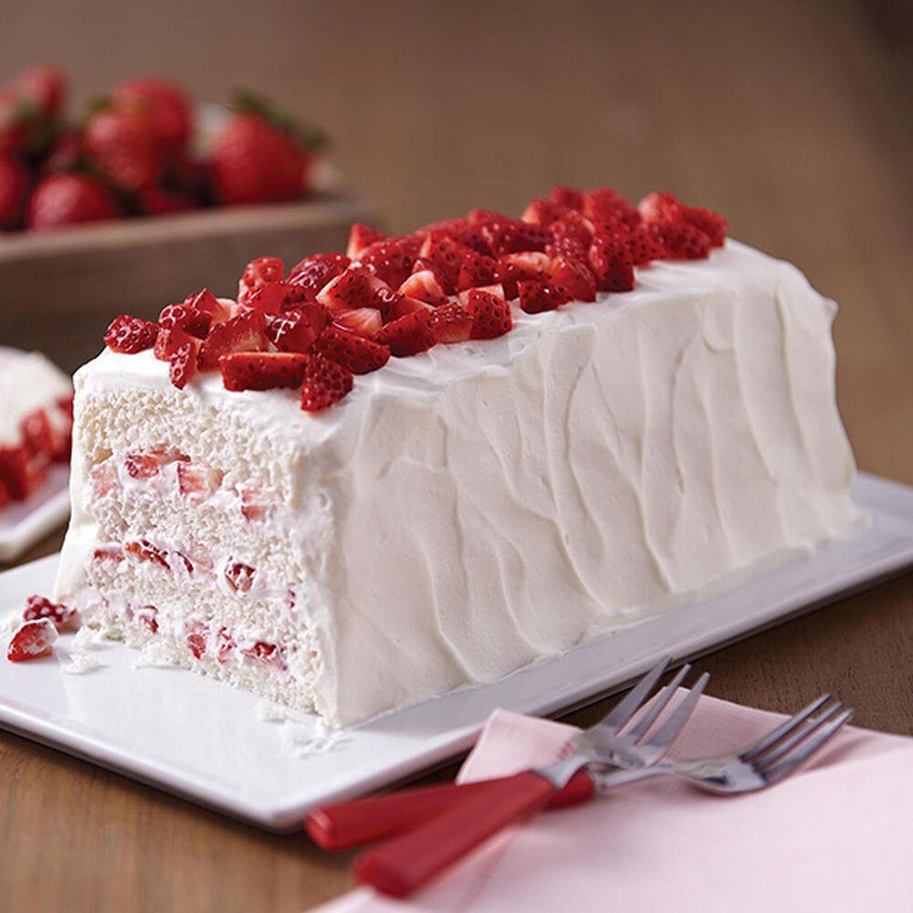 Strawberry Shortcake Recipe Wilton