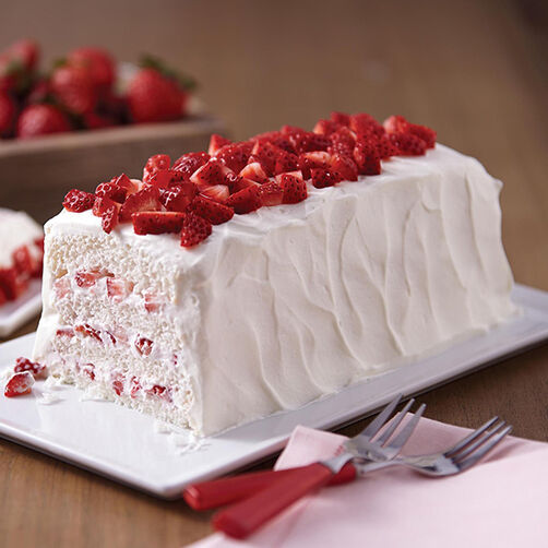 Strawberry Shortcake Recipe Wilton