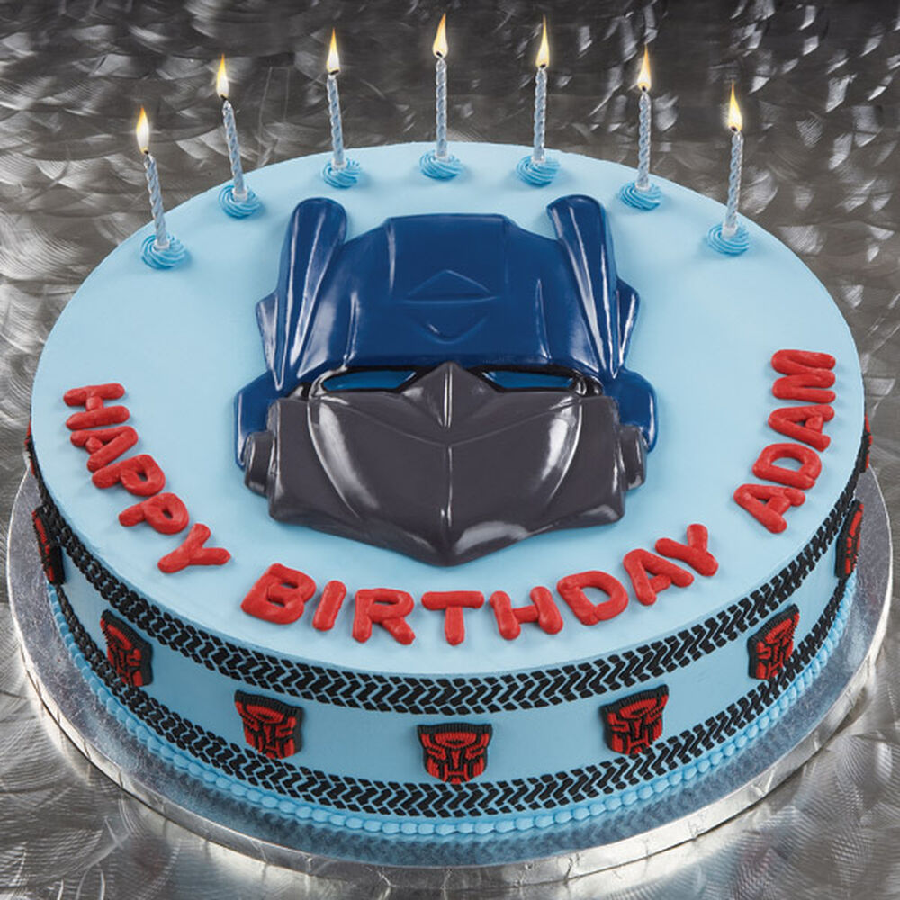 Tracking the Transformers Cake