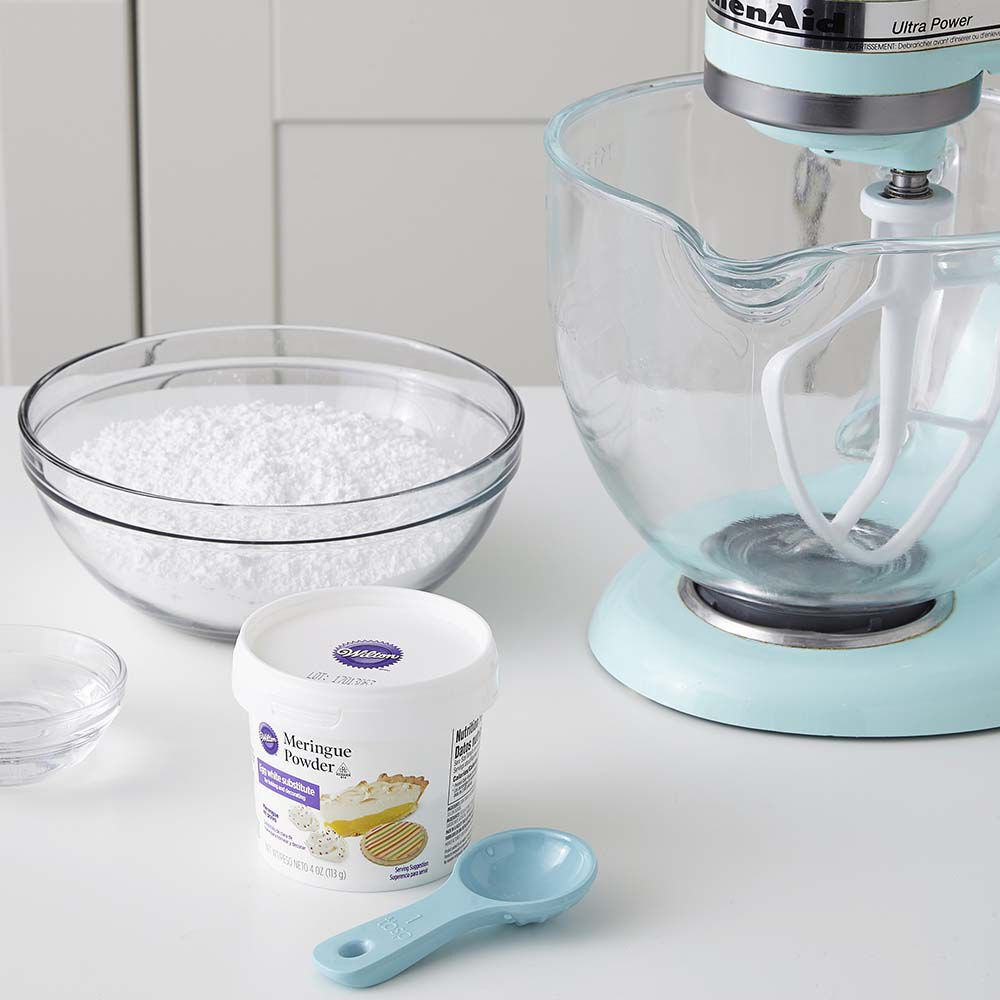 Wilton cookie icing recipes