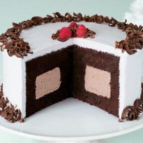 Mocha Magic Cake