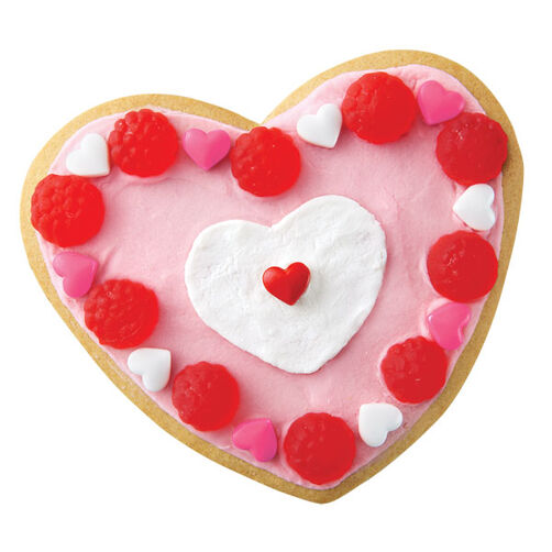 Ring Around Romance Cookies