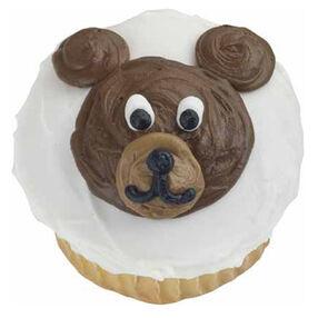 Beary Sweet Cupcakes