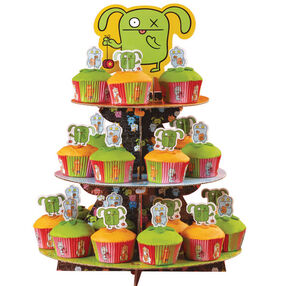 OX Serves Uglydoll Cupcakes