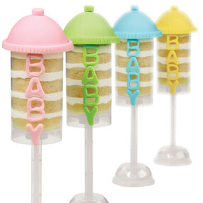 Bright Baby Bottles Treat Pops