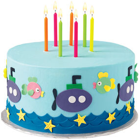 Undersea World Cake