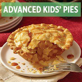 Advanced Kids' Pie Class- Baking classes for kids