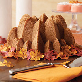 A Little Autumn Spice Cake