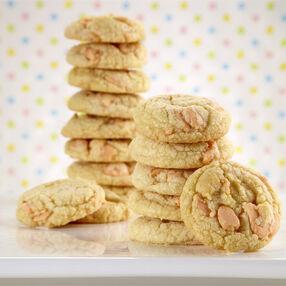 Crunchy Orange Crème Cookies