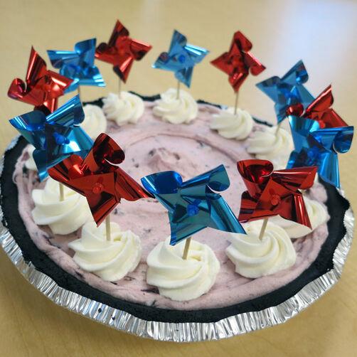 Creamy Cherry Pie