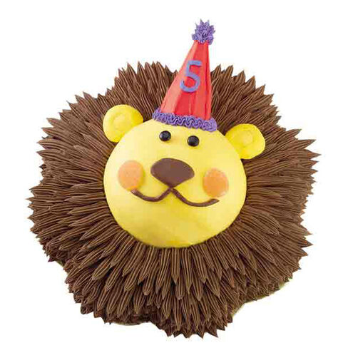 Circus Cat Cake