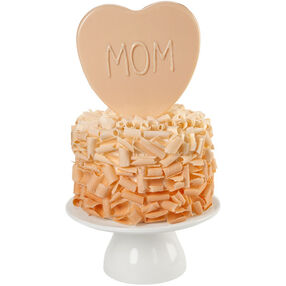 Ombre Candy Curl Mother?s Day Cake