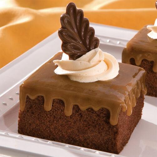 Chocolate Turtle Cake Recipe Wilton