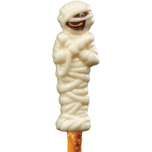 Yummy Mummy Pretzel Pops