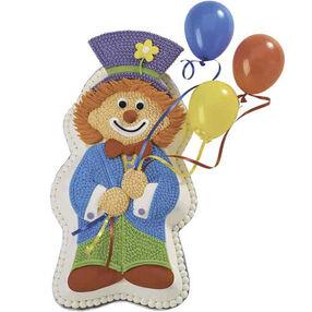 A Clown's Surprise! Cake