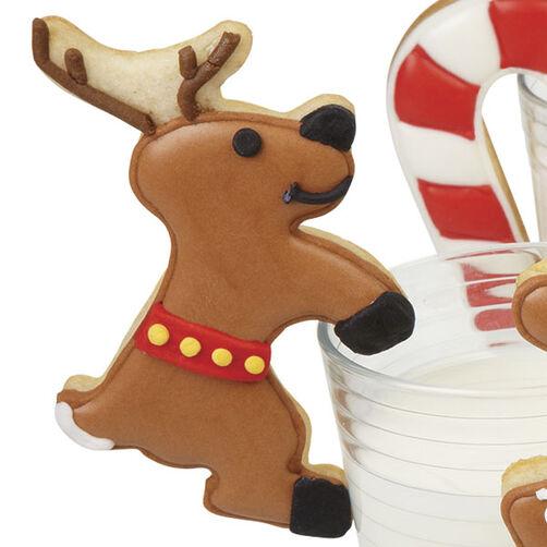 Reindeer Milk-N-Cookie